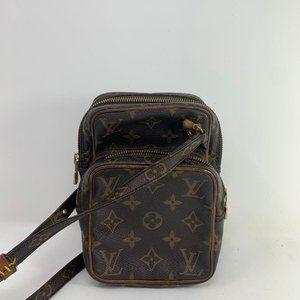Louis Vuitton Monogram Amazon PM